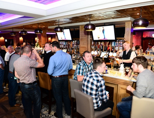 Enjoy the Devenish Bar