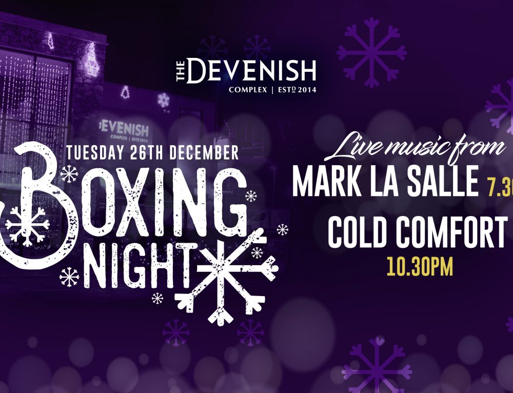Boxing Day at the Devenish