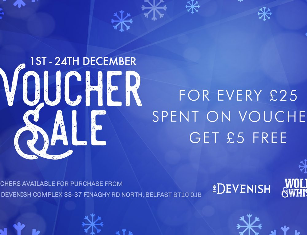 Devenish Voucher Sale 2017