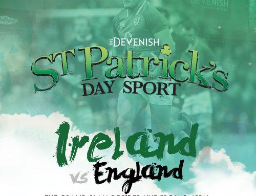 St Patrick's Day Sport