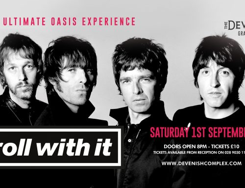 Roll With it – Oasis Experience