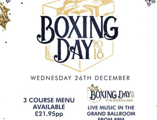 Boxing Day 2018