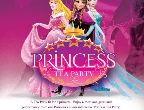 Princess Tea Party 2019